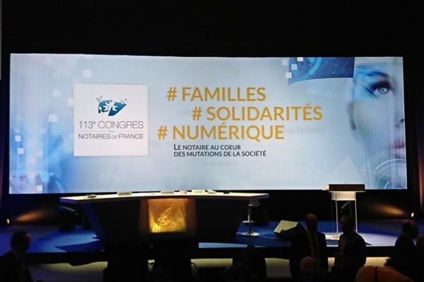 LEXONOT au 113ème Congrès des Notaires de France
