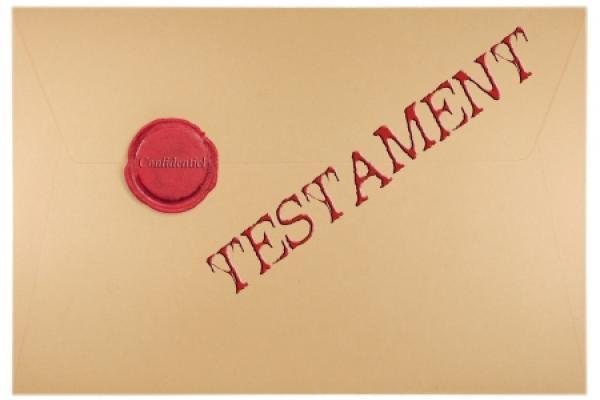 faire rédiger son testament, commet et pourquoi?